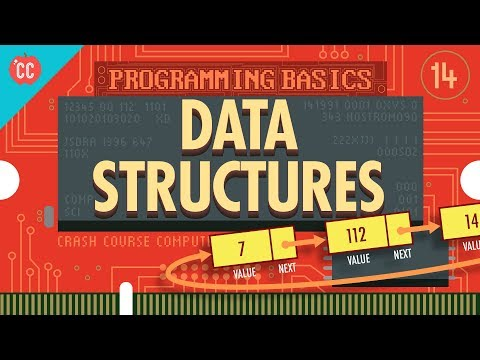 Data Structures: Crash Course Computer Science #14 - YouTube
