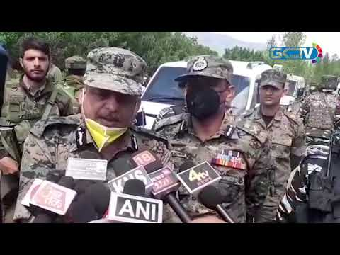 Have to unfortunately suffer losses at times: ADG CRPF on Handwara militant attack
