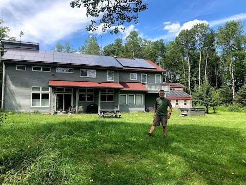 Ithaca, NY customers, Charles and Susan, just hit 100 MWh of electricity produced with their Halco installed solar arrays! To put this number in perspective, 100 MWh is enough to offset 12.3 homes' electricity use for one year, 7,957 gallons of gasoline consumed, and 77,308 pounds of coal burned. Congratulations on reaching this milestone and thank you fo your continued loyalty to Halco over the past decade!