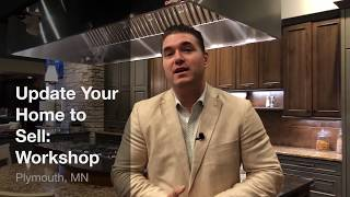 [Video] Update Your Home To Sell  Workshop at Mingle in Plymouth This Saturday!