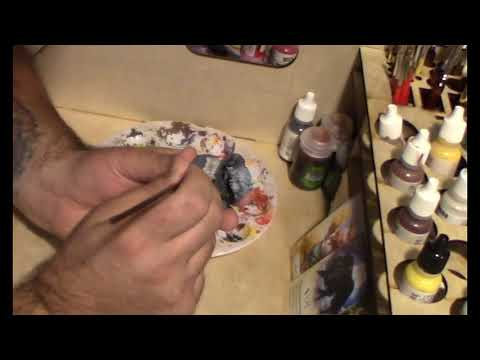 ~C A G~ Paint & Coffee The Grimm Forest Part 11