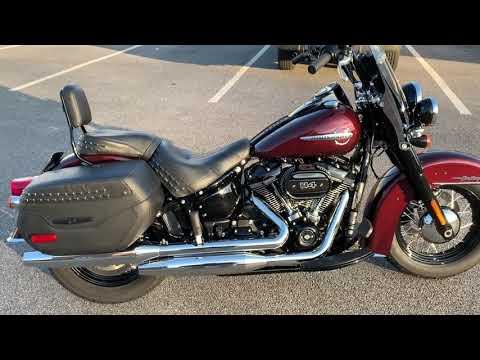 2018 Harley-Davidson® Heritage Classic 114