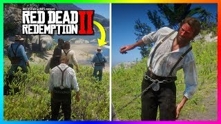 What Happens If Arthur Walks Too Slow While On The Chain Gang In Red Dead Redemption 2? (RDR2)