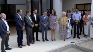 En vivo - Vidal Inaugura Espacio de Memoria y Promoción de los Derechos Humanos en La Plata   Kholo.pk