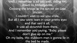 Brantley Gilbert - Best Of Me (With Lyrics)