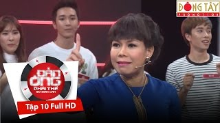 NHẢY QUA PHAO   ĐÀN ÔNG PHẢI THẾ MÙA 2   TẬP 10 FULL HD (11/11/2016)