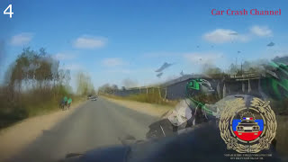 мото дтп Подборка ДТП и Аварии с мотоциклами за Май 2016 №228. Car Crash Compilation 2016