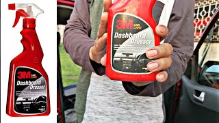 [Hindi] 3M Car Dashboard Dresser / Shiner, Indepth Review And How To Use