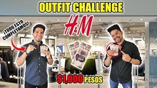 COMPRANDO 1 OUTFIT CON $1,000 PESOS ¿Es Posible?   H&M
