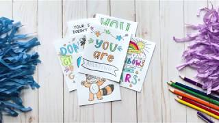 Make Your Own Encouragement Cards