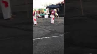 Danza  de viejitos los mendez de sevina en L. A