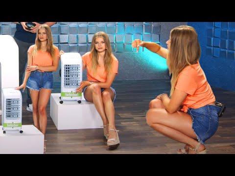 Kühler müssen nicht groß und klobig sein! Mit Diana Naborskaia bei PEARL TV (Juli 2020) 4K UHD