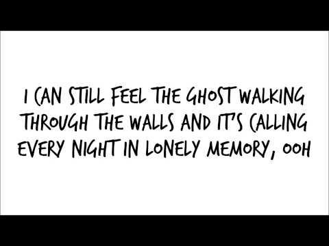 Mark Owen - Ghost (lyrics)