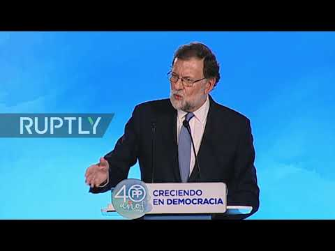 Spain: 'There will be no referendum' - Rajoy bullish on Catalan independence