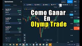 Estrategia de trading para ganar en Olymp Trade con operaciones de 1 minutos