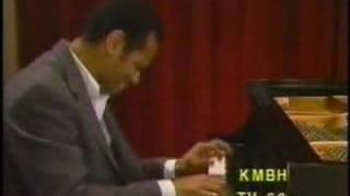 Andre Watts - Schubert Moment Musicaux in F minor