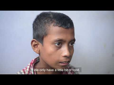 Testimony from a 11yo patient fleeing Myanmar
