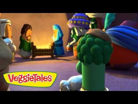 VeggieTales: The Little Drummer Boy DVD movie- trailer