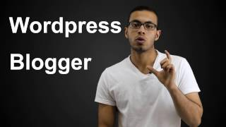 أيهمأفضللموقعكBloggerأمWordpressامJoomla؟