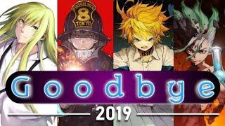 GOODBYE 2019 | YEAR END MEGAMIX (MASHUP)  - [ AMV ] - Anime MV #Happynewyear