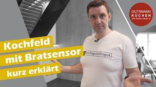 Induktions - Kochfeld mit Bratsensor aus der Bosch Accent Line Serie vorgestellt