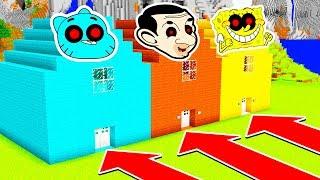 DO NOT CHOOSE THE WRONG HOUSE! (GUMBALL.EXE, SPONGEBOB.EXE,MR BEAN.EXE) Xbox360/PS4/XboxOne/PE/MCPE)