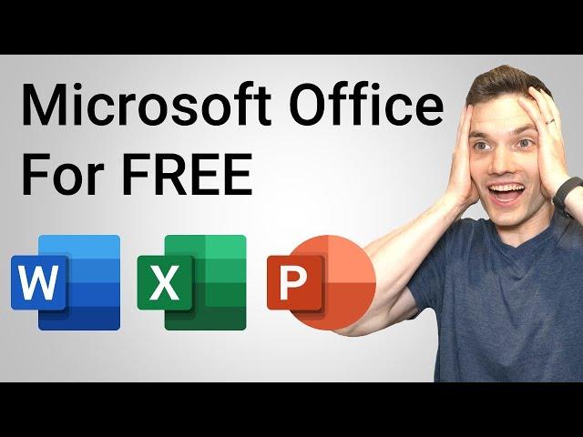 How to Get Microsoft Office for Free in 2020