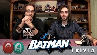 Batman Trivia - In the Wulff Den with Will and Bob