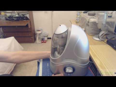 Humidificador de vapor frio Medisana 60065 UHW