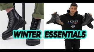 Winter Essentials | Die Besten Schuhe