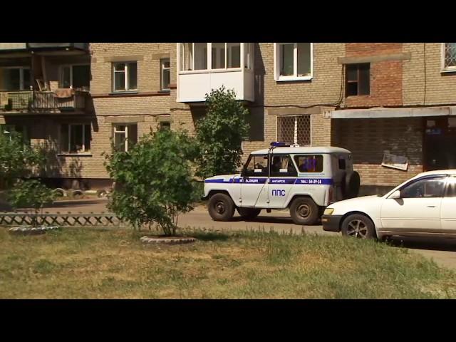 В Ангарске выросло число квартирных краж
