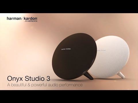 Onyx Studio 3 | High-end Portable Bluetooth Speaker