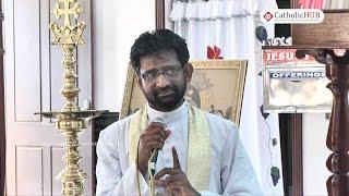 """""""Abide In Christ"""" By Rev.Fr.Raphael VC @ Arulalayam,Ambattur, Chennai,TN,India 23-03-17"""