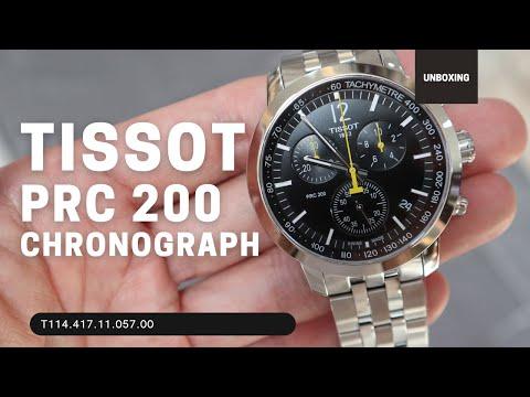 Tissot PRC 200 Chronograph T1144171105700