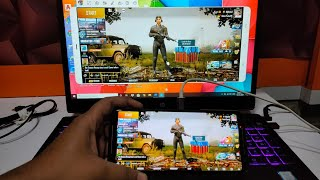 How To Stream PUBG Mobile Live From Your Android Phone Using PC😍😍