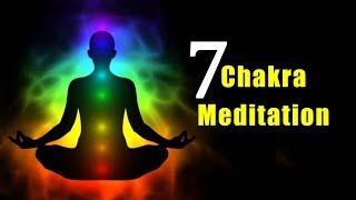 7 Chakras Meditation  in hindi - Aura Balancing & Healing by Ameeta Parekh - Parikshit Jobanputra