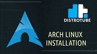 Arch Linux Installation Tutorial