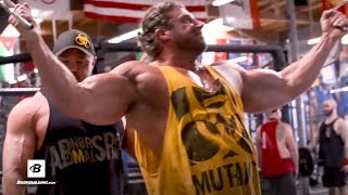 MUTANT Mass Chest Workout | Gabe Moen & Ron Partlow by Bodybuilding.com