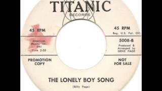 Kell Osborne - The Lonely Boy Song