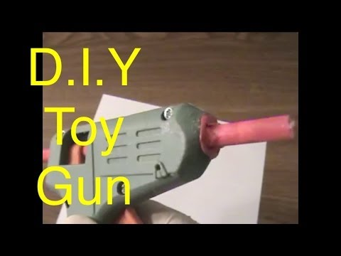 How to make a Toy Gun | Nextraker