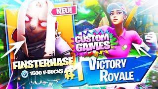 CUSTOM GAMES! + NEUE SKINS IM SHOP🔥🛒LIVE NEUER FORTNITE ITEM SHOP 20.4.19 | Fortnite Battle Royale