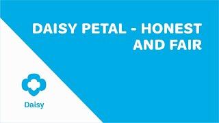 Daisy Petal - Honest And Fair