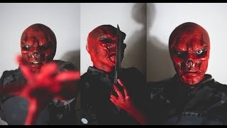 Cinema Makeup School's The Next Level of Cosplay - Melissa Duque