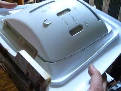 Секреты снятия крышки со стиральной машинки с вертикальной загрузкою Indesit / Indezit Witl 106 / 86