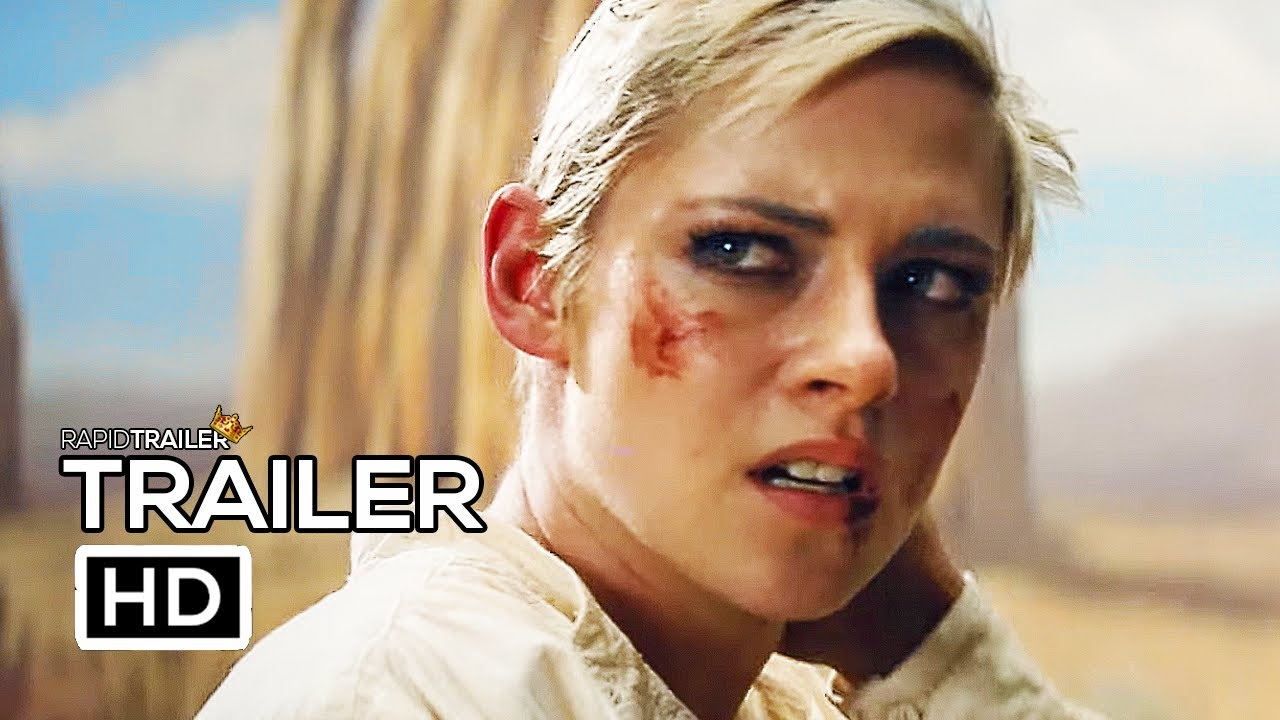 Kristen Stewart in Seberg (2019) - New Thriller