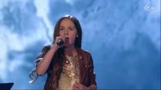 "Sofie - ""Dream On"" - Finale - The Voice Kids Germany 2017"