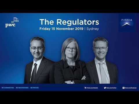 The Regulators Panel Discussion