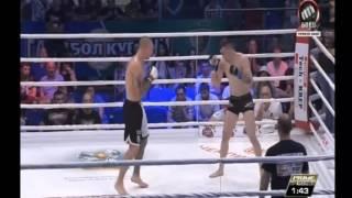 Ярослав Амосов vs Роберто Солдич PRIME Selection 2016