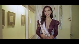 Minh Tu Nguyen Miss Supranational Vietnam 2018 Introduction Video