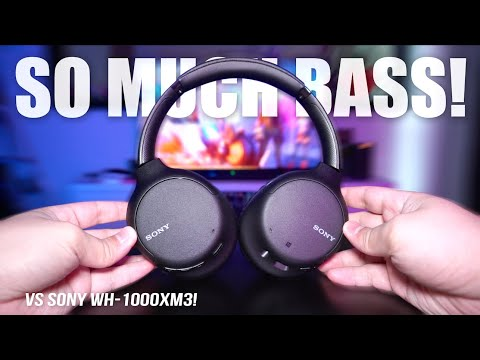 External Review Video DubhJ9DPzAQ for Sony WH-CH710N Wireless Headphones w/ Noise Cancellation